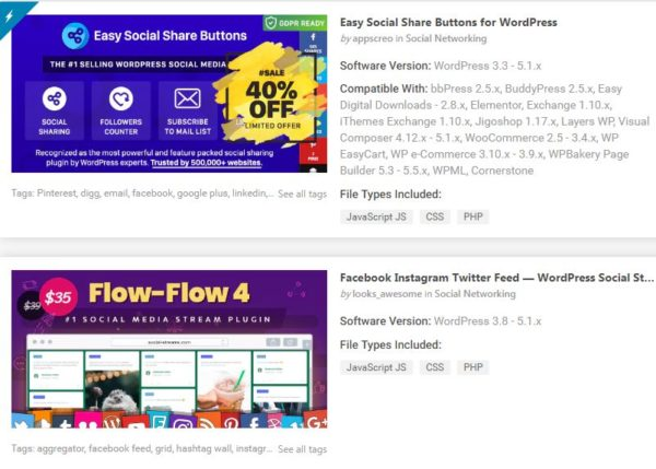 Top Social Networking Plugins for WordPress | Dear WordPress